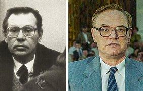 Заместитель директора Института атомной энергии Валерий Легасов и Джаред Харрис