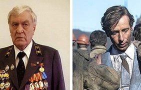 Министр угольной промышленности СССР Михаил Щадов и Майкл Колган