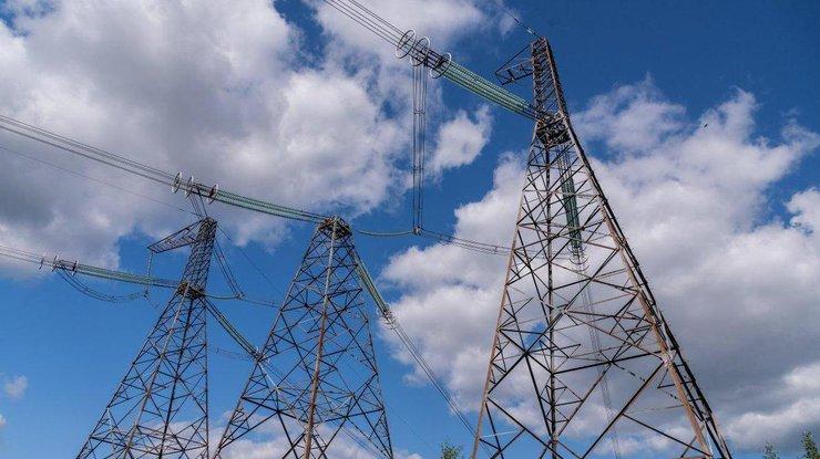 Споживання електроенергії в Україні скорочується