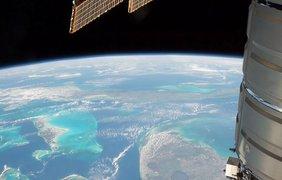 NASA опубликовало невероятные фото Багам с космоса