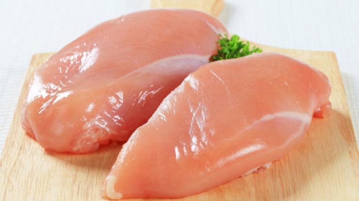 как проверить куриное филе