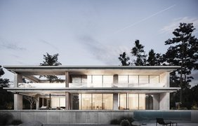 Modern house by Dezest