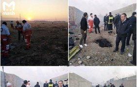 Авиакатастрофа / Фото: соцсети