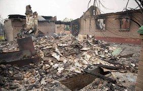 Пожары в Луганской области/ Фото: ГСЧС