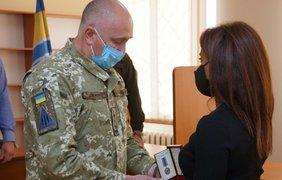 Процесс награждения / Минобороны Украины