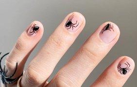 Идеи маникюра на Хэллоуин / Фото: Pinterest