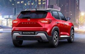 Nissan Magnite 2021