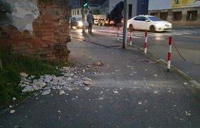Последствия землетрясения в Хорватии / Фото: Vecernji List