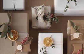Новогодние подарки / Фото: Pinterest
