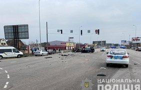 В ДТП под Киевом погиб украинский боксер/ Фото: полиция Киевской области