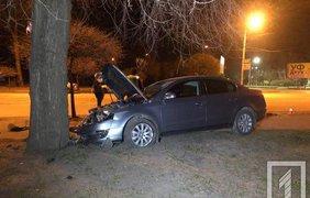 В Кривом Роге произошла авария/ Фото: one.kr.ua
