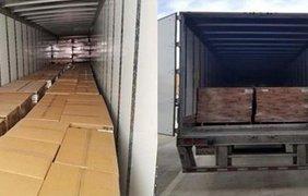 В США похитили фургон с туалетной бумагой/ Фото: enovosty.com