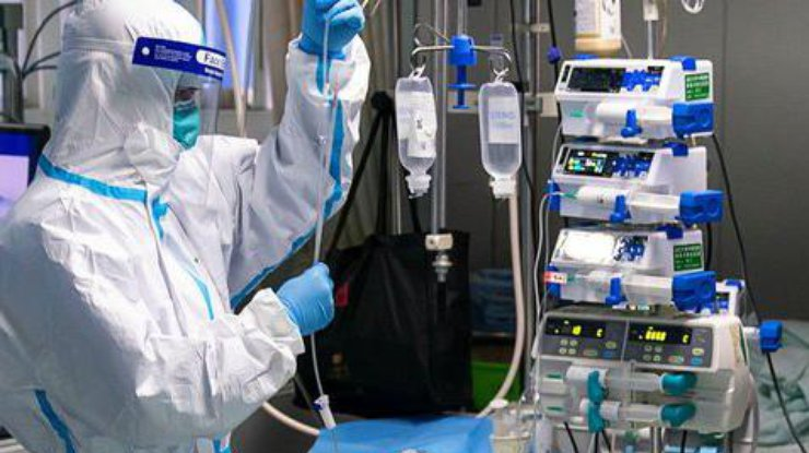 В Тернопольской области зафиксирована первая смерть от коронавируса
