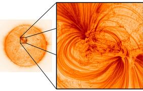 Солнце / Фото: НАСА