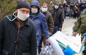Обмен пленными / Фото: EPA