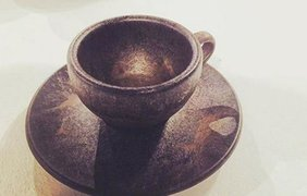 В Берлине создали посуду из кофе/ Фото: epochtimes.com.ua