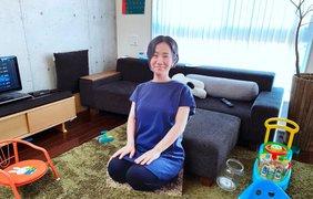 Японка создала картонную копию себя/ Фото: navote.ru