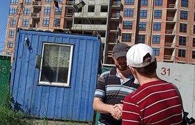 В Киеве на стройке произошло ЧП/ Фото: Facebook