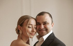 Виктор Павлик с женой / Фото: Instagram