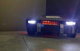 Новый автомобиль Бэтмена/ Фото: korrespondent.net