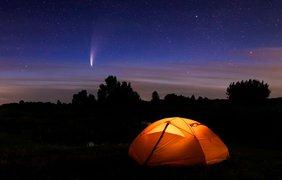 Комета / Фото: Facebook / Антон Петрусь
