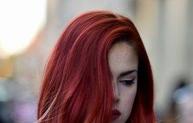 Трендовый цвет волос