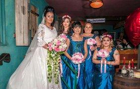 Женщина вышла замуж за пирата-призрака/ Фото: newsyou.info