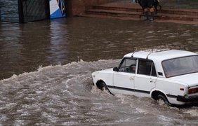 Затопленный Бердянск / Фото: Бердянск 24