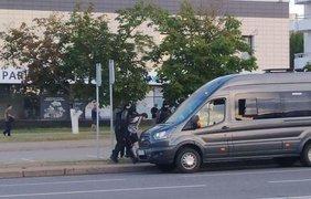 Задержания людей в Беларуси/ Фото: rbc.ua