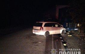 ˣ В Николаевской области произошло ДТП/ Фото: mk.npu.gov.ua