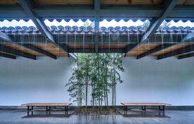 В Китае открыли пространство, где люди слушают дождь/ Фото: house.24tv.ua