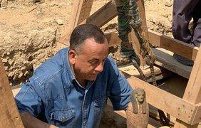 Саркофаги в Египте / Фото: facebook.com/moantiquities