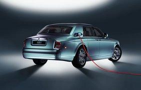 Электрокар Rolls-Royce/ Фото: toneto.net