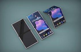 Гибкий смартфон от HTC