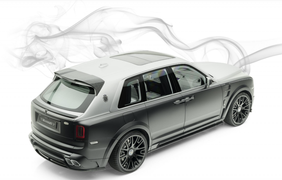 Rolls-Royce Cullinan Mansory Billionaire Edition