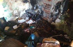 Во Львовской области вспыхнула школа-интернат/ Фото: lv.dsns.gov.ua