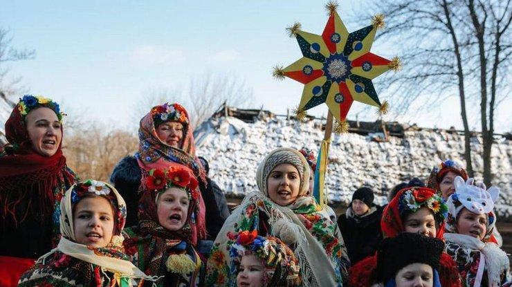 Рождественские традиции/ Фото: dp.informator.ua