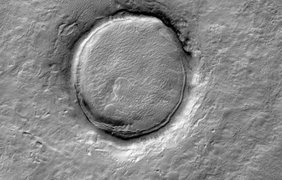 Орбитальные снимки поверхности Марса / Фото: uahirise.org
