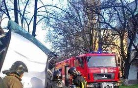 ДТП в Одессе/ Фото: пресс-служба ГСЧС