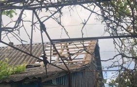 Торнадо в Харьковской области/ Фото: facebook.com/khersonpolice.official