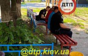 В Киеве нашли труп/ Фото: Facebook