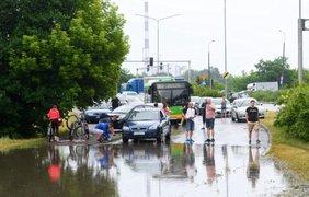Ситуация в Польше / Фото: Jakub Kaczmarczyk / PAP