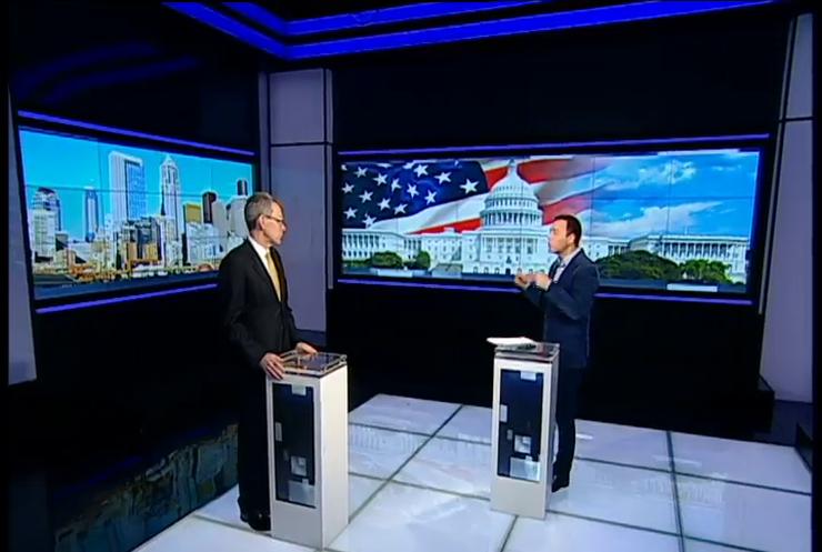 Посол США обвиняет Путина в срыве перемирия на Донбассе (видео)