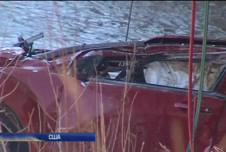 У США дитина вижила після 14 годин у затонулому авто
