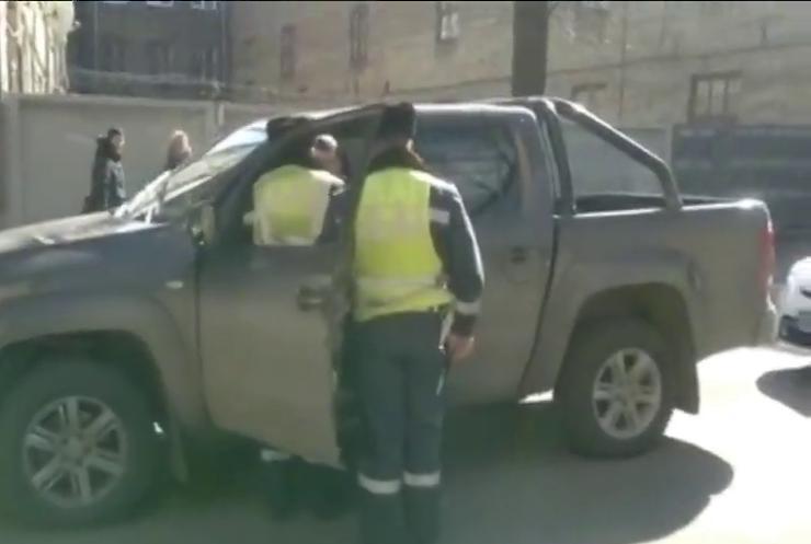 В Ривне уволили гаишника за испуг 6-летнего ребенка