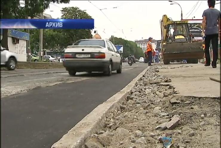 Европейские дороги в Украине появятся не раньше 2020 года