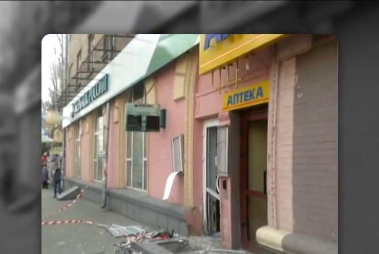 В Києві миліція попередила вибух на проспекті Перемоги