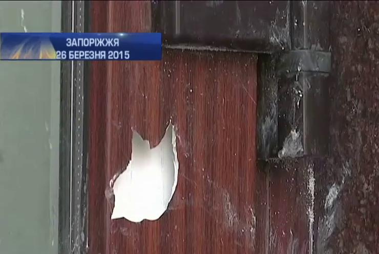У Запоріжжі СБУ затримала організаторів вибуху під обладміністрацією