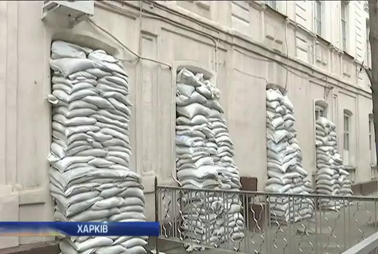 Будівельники з Кіровограду зводять лінію оборони на Запоріжжі