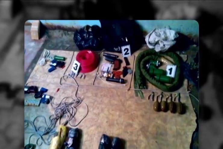 СБУ затримала терористів, що планували теракти на Великдень